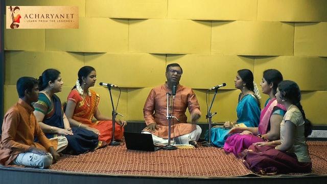 Kanjadalayatakshi – Kamalamanohari – Muthuswamy Dikshitar
