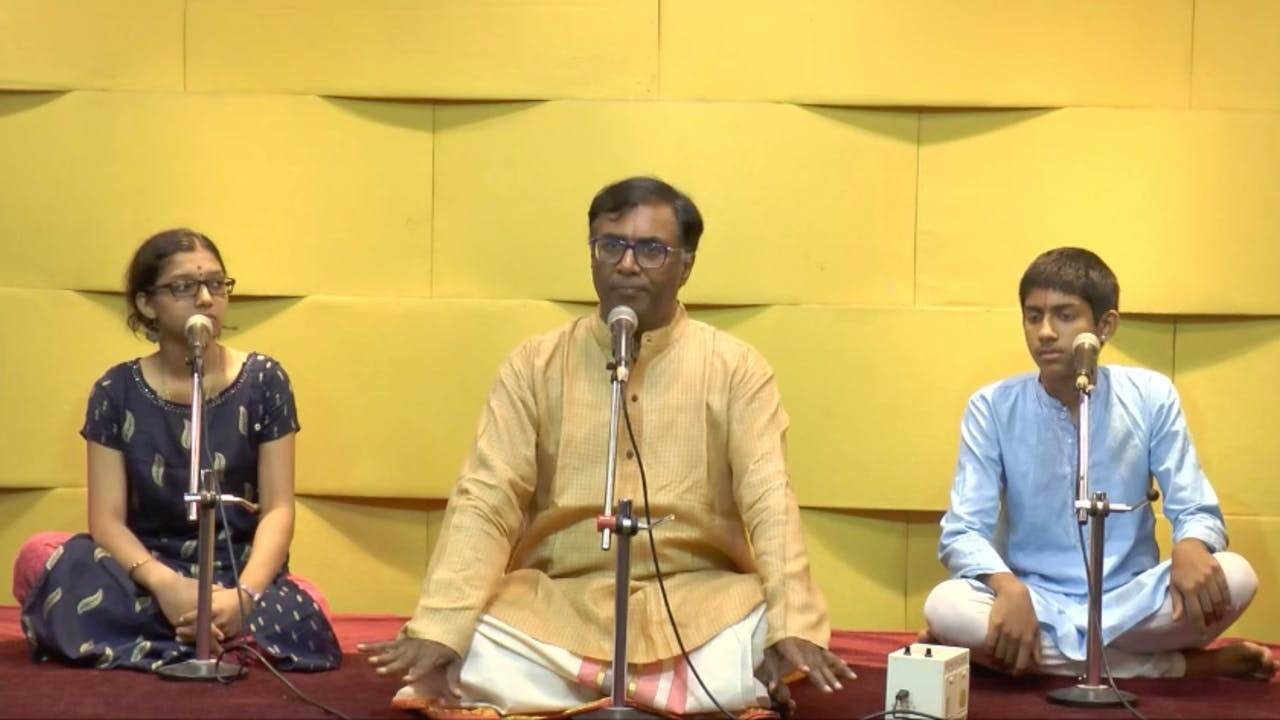 Voice Culture in Raga Keeravani