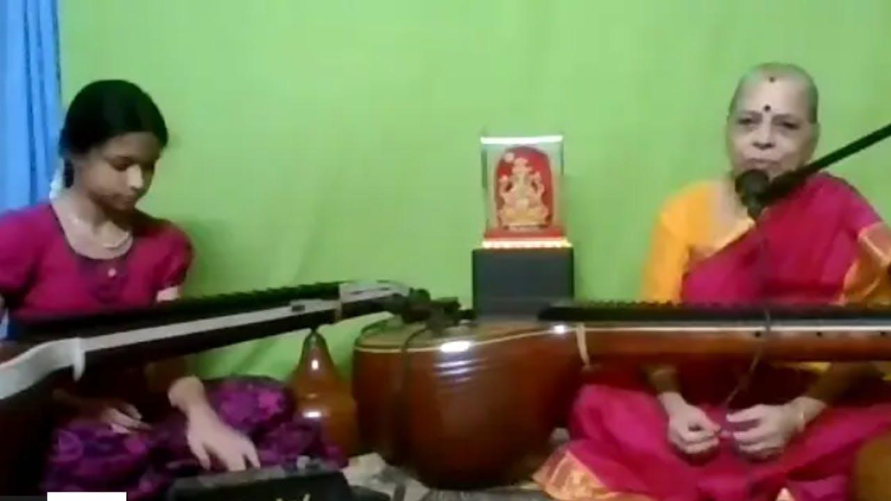 Dr R S Jayalakshmi - Tanam techniques