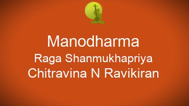 Alapana Shanmukhapriya - Zoom Session