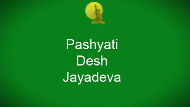 Pashyati-Desh-Jayadeva