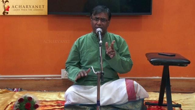 Swaminatha – Nattai – Ādi – Muttuswamy Dikshitar