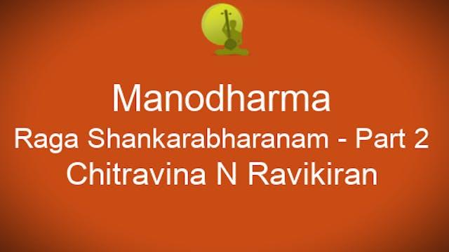 Alapana Shankarabharanam Part 2 -- Zo...