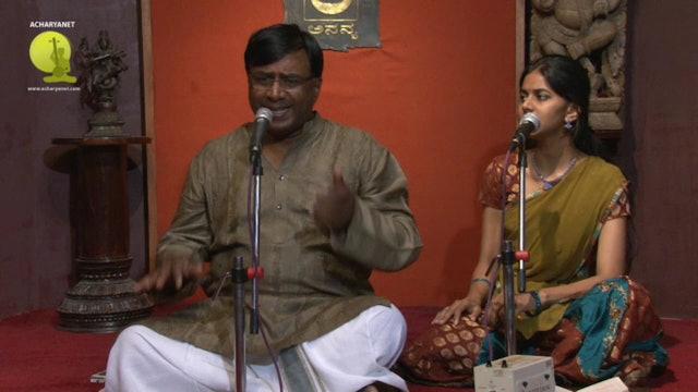 Jatadhara – Todi – Oothukkadu Venkata Kavi - Part 1