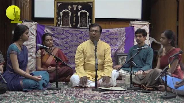 Shree Venkatesha – Phalamanjari – Patnam Subramanya Iyer