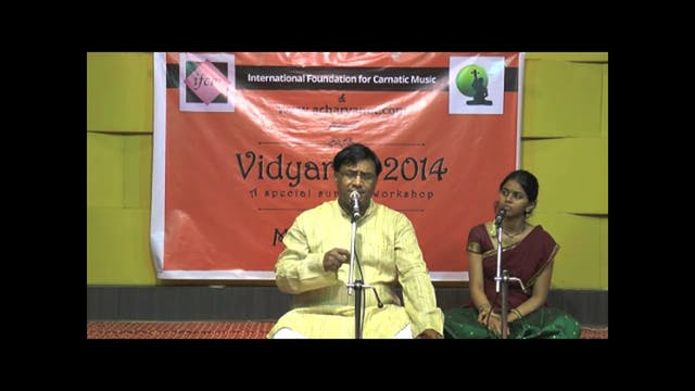 Angarakam ashrayamyaham – Surutti – Muthuswamy Dikshitar