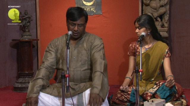 Balasarasa – Keeravani – Oothukkadu Venkata Kavi - Part1