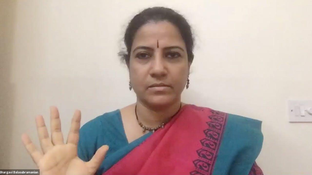 Svaraparichaya by Vid. Bhargavi Balasubramanian