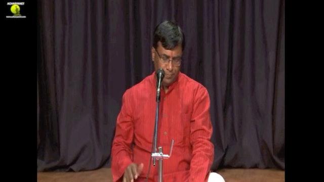 Gajananayutam - Vegavahini - Muttuswamy Dikshitar