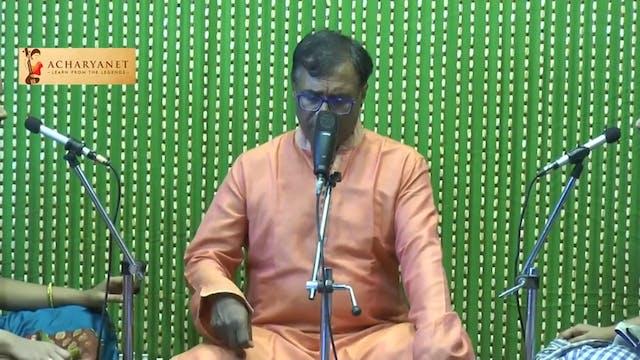 Pranamamyaham - Gowla - Mysore Vasude...