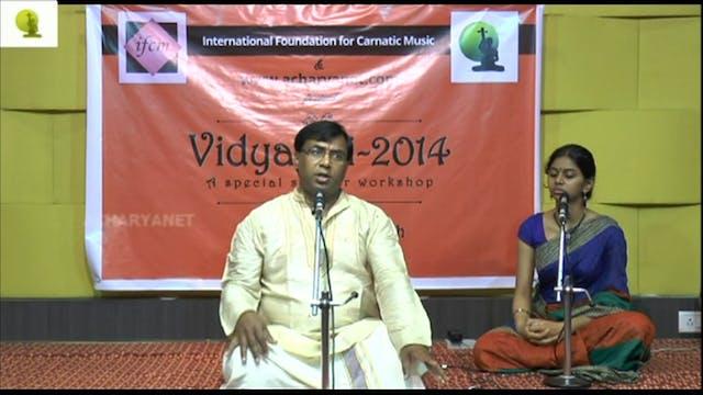 Shankari – Madhyamavati – Oothukkadu Venkata Kavi