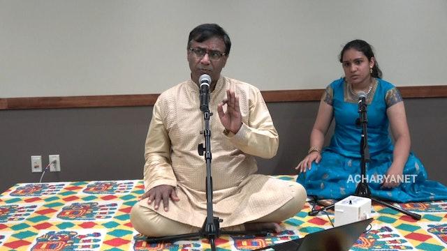 Dayanidhe- Shankarabharanam – Chitravina N Ravikiran