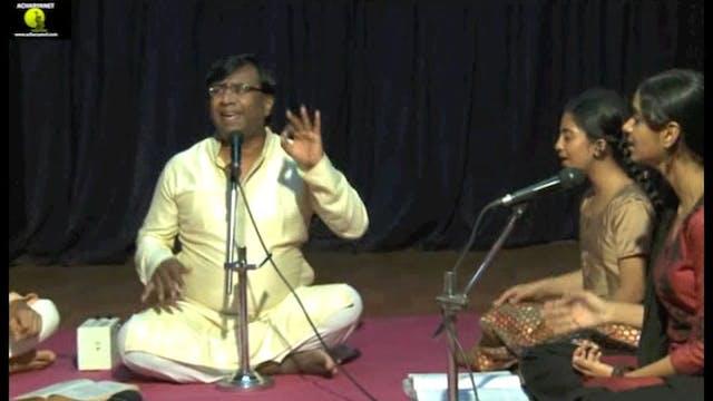 Vinayakuni – Madhyamavati – Tyagaraja...