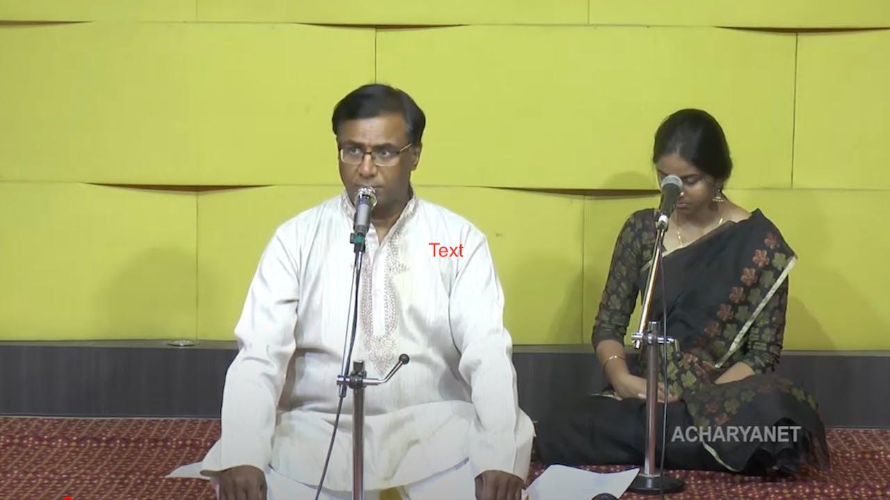 Shweta Ganapatim – Ragachoodamani – M. Dikshitar