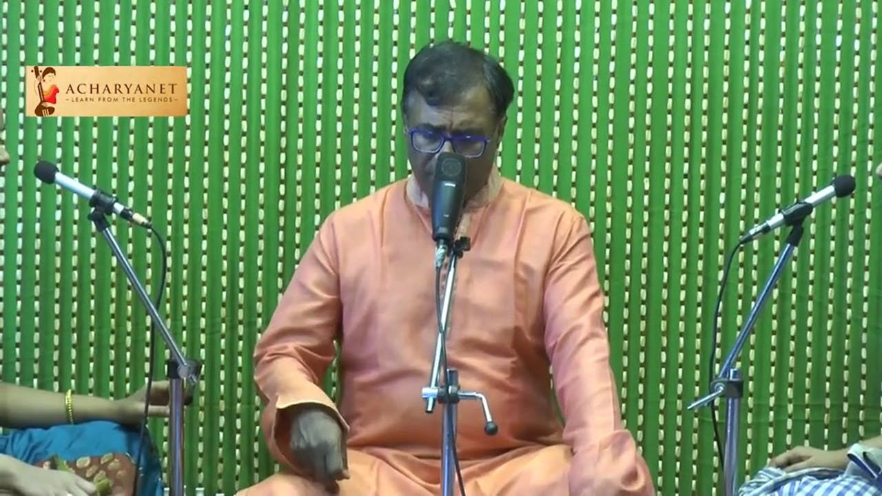Pranamamyaham - Gowla - Mysore Vasudevacharya