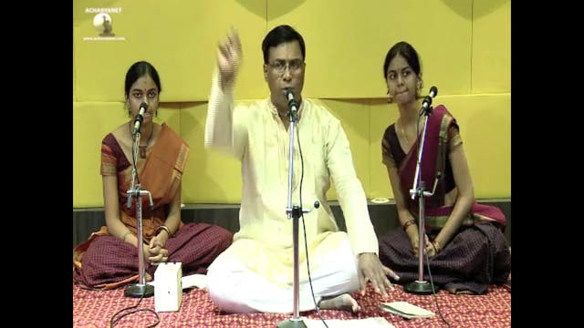 Ambanaadu – Todi – Pallavi Gopala Iyer