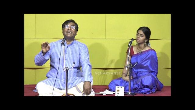Tillana – Surati– Oottukkadu Venkata Kavi