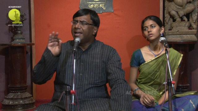 Madhava hrdi khelini – Kalyani – Oothukkadu Venkata Kavi - Part 1