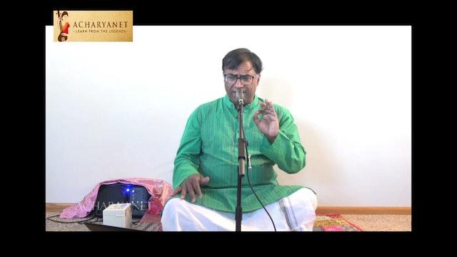 Parakelanannu – Kedaragowla – Shyama Shastri