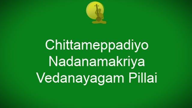 Chittameppadiyo - Nadanamakriya - Ved...