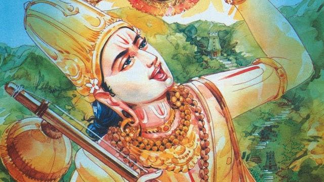 Annamacharya and Bhadrachala Ramadas Compositions