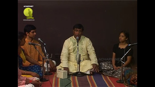 Sharanu siddhi vinayaka – Sowrashtram -Purandaradasa