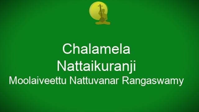Chalamela - Nattaikurunji Varnam - Mo...