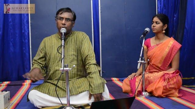 Samayamide – Mayamalavagowla Javali -...