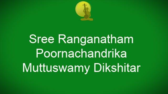 Ranganayaka – Kanada– Chitravina N Ra...
