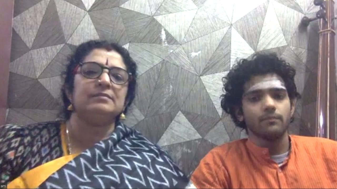 Swati Tirunal Krtis by  Dr Baby Sreeram