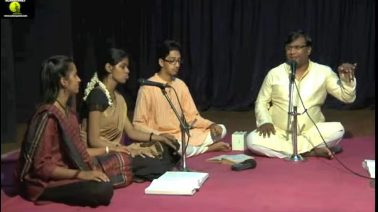 Vinayakuni – Madhyamavati – Tyagaraja