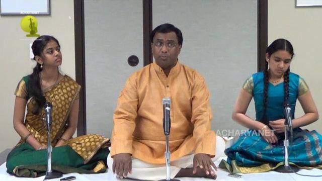 Saraguna nannela - Madhyamavati Varnam