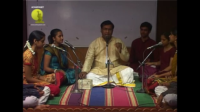 Saketa nagara natha – Harikambhoji – Mysore Sadashiva Rao