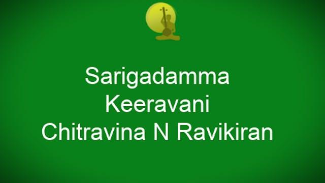 Sarigadamma – Keeravani – Chitravina ...