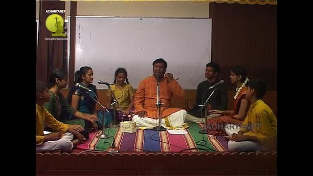 Chalamela - Shankarabharanam Ata Tala Varnam