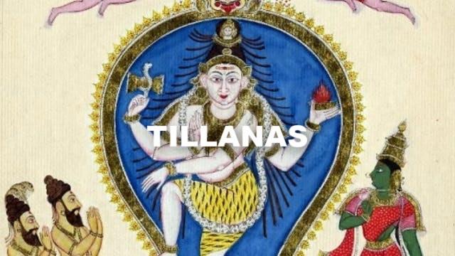 Tillanas
