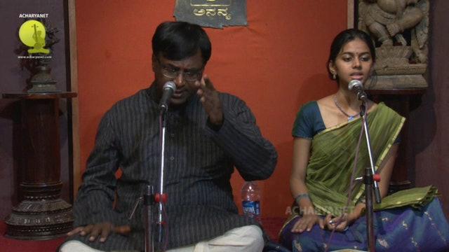 Bhajanamruta – Nattai – Oothukkadu Venkata Kavi -  Part 2