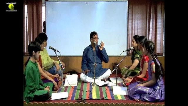 Bhajare gopalam – Hindolam – Sadasiva Brahmendra