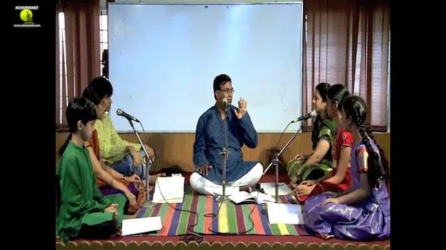Bhajare gopalam – Hindolam – Sadasiva...