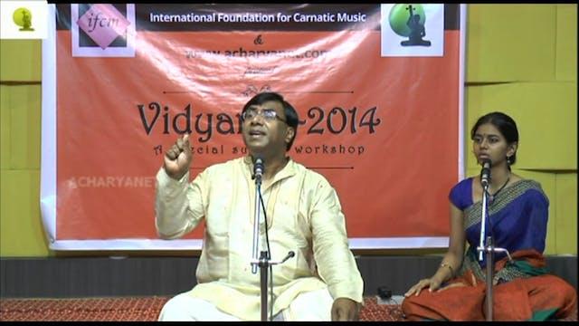 Santatam Aham – Deshakshi – Oothukkadu Venkata Kavi