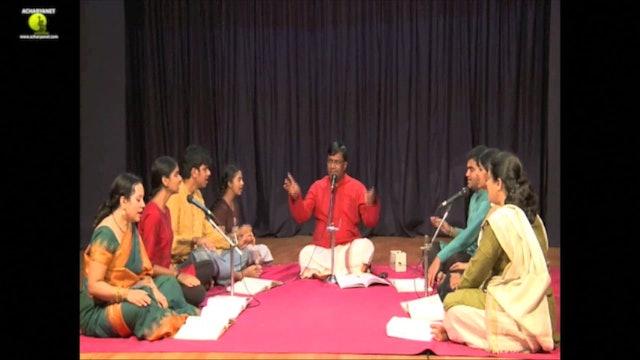 Mamava raghurama- Saranga -Thyagaraja