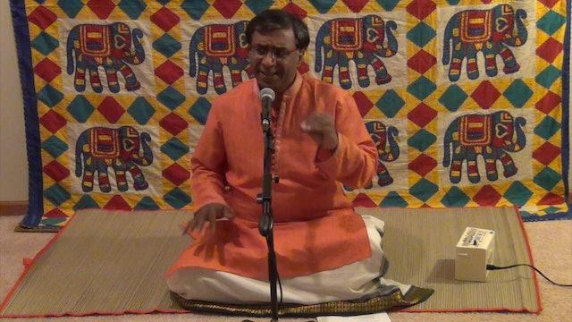 Santoshamuga - Abheri Varnam - Mishra Chapu - N Ravikiran