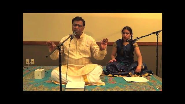 Shambo shiva – Shankarabharanam – Thy...