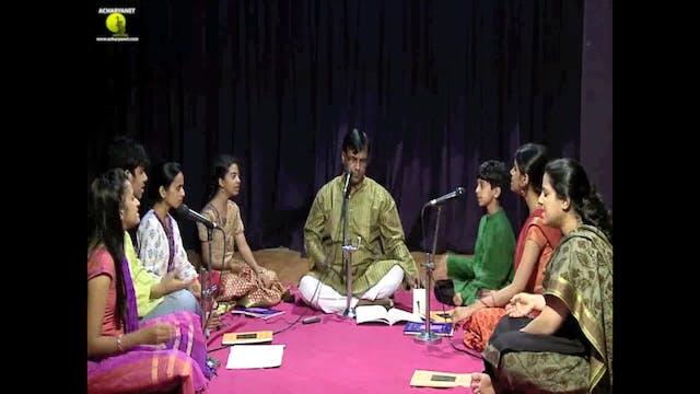 Padumanabha - Malahari - Geetam