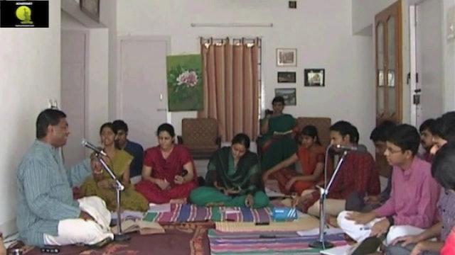 Paripovalera – Bilahari Javali – Pattabhiramayya