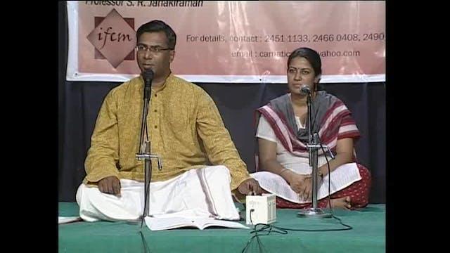 Bhayasamaya - Deshakshi - Geetam
