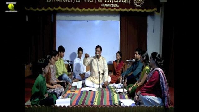 Sami ninne - Shankarabharanam - Varnam