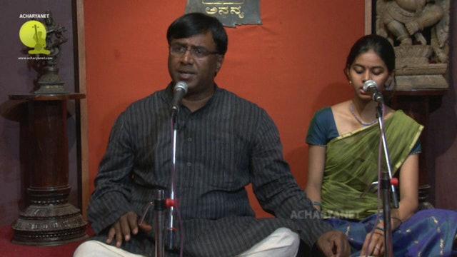 Aganitamahima – Gowla – Oothukkadu Venkata Kavi - Part 2