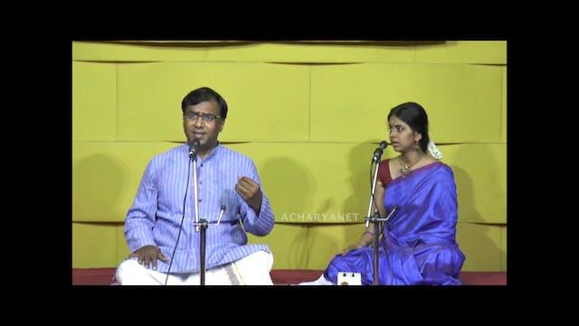 Tillana – Shankarabharanam – Rangaswa...