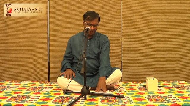 Vaadinen Vadi- Pasuram in Yadukulakambhoji - Adi Composer- Tirumangai Azhwar